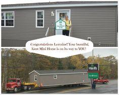 Welcome home Lorrraine! Congratulations! 🏡🔑