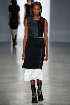 Calvin Klein Collection NYFW autumn-winter 2014/2015