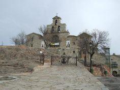 Actos vandálicos en el Santuario de la Virgen de la Cabeza