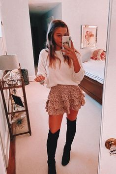 how to style outfits Hm Outfits, Cute Casual Outfits, Teenager Outfits, Girly Outfits, Mode Outfits, Cute Summer Outfits, Outfits For Teens, Spring Outfits, Fashion Outfits