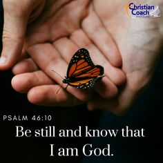 Be still and know that I am God. Psalm 46:10 #godlyquotes #scriptureoftheday #CCInstitute Viktor Frankl, Natural Fertility Info, Holistic Massage, Holistic Healing, Christian Life Coaching, Life Coach Training, Scripture Of The Day, Monday Inspiration, A Course In Miracles