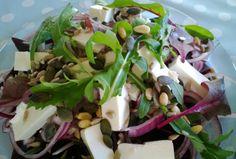 Love this salad. u.v  Finland