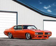 '69 GTO
