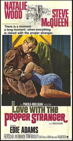 A truly gripping movie! Very powerful and great acting. Love Steve Mcqueen and Natalie Wood