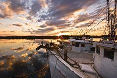 Golden Isles Fishing Trawlers