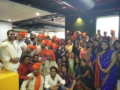 #Life at CRMNEXT - #Fun & #Celebration