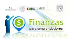 Página de inicio del curso UNAM0007x - Finanzas para emprendedores