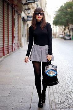 Get the Parisian Fashion Style with Nikita Wong – Glam Radar