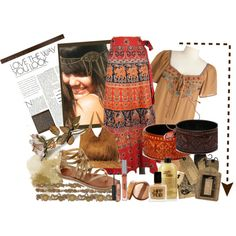 """""""Boho"""" by michellesweet74 on Polyvore"""