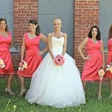 coral and fuchsia wedding - Google Search