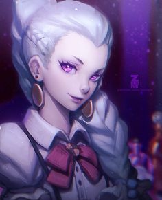 Top 10 Anime of 2015 || Nona from Death Parade. Read the list here: http://www.animedecoy.com/2015/12/topanime2015.html ~