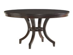 Lexington Home Brands | Kensington Place Collection | 708-875C Beverly Glen Round Dining Table | MacQueen Home