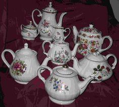 antique teapots | Antique Teapots