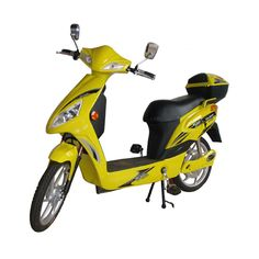 Have you seen the pictures of celebrities like Leonardo DiCaprio and Jay Leno riding e-bikes? They're getting a lot of media attention because e-bikes are fun & give you way more power than regular bikes --and with zero emissions! You can find a wide selection on this link. http://china-scooter.en.made-in-china.com/productimage/lMBnWwKJZbYL-2f1j00tMUEpnbIhjhF/China-180W-500W-Electric-Bike-ES-012-.html  Contact China Suppliers for More Products and Price.