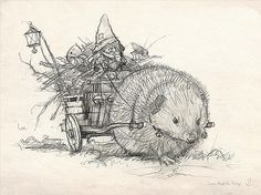 Jean-Baptiste Monge jbmonge | Illustrator Character Designer | Canada | illustration