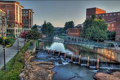 Greenville, South Carolina in Greenville, SC
