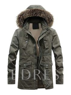 Find cheap outerwear for men including high quality jackets, overcoats, wool coats and other men's outerwear at Tbdress. Bring nice mens spring,fall and winter outerwear home. Mens Down Jacket, Jacket Men, Revival Clothing, Men's Clothing, European Fashion, European Style, Sports Jacket, Slim Man, One Piece Swimwear