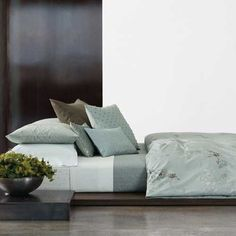 Bedding On Pinterest Calvin Klein Comforter Sets And Duvet