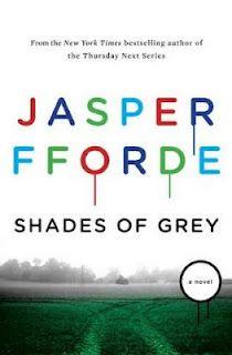 Shades of Grey, Jasper Fforde, science fiction, dystopia, mysery, humor