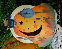# 510 Autumn Moon (luz nocturna Patrón Kit)