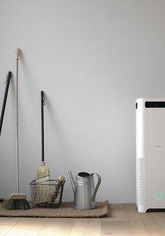 BALMUDA AirEngine   空気の掃除機。他の掃除用具ではきれいにできない部屋の空気を清浄します。