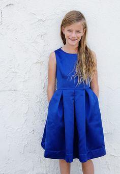 Blake pdf sewing pattern girls/tween sizes 6 - 14
