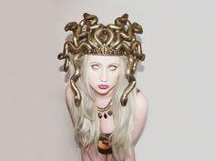 Image result for Make a Medusa Headpiece