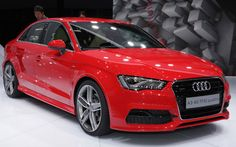 In 2014 Audi A3 you will enjoy dynamic and sporty driving experience. This car is able to give you a quite comfy ride with adjustable steering and suspension modes.