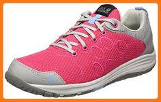 Jack Wolfskin Damen Portland Cruise Low W Sneaker, Pink (Tropic Pink), 43 EU (*Partner Link)