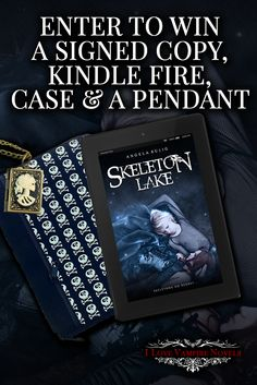 Win the NEW Kindle Fire HD 8 & More from Angela Kulig