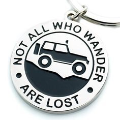 "Key Chain for Jeep Enthusiasts ""Not All Who Wander Are Lo... https://smile.amazon.com/dp/B01JE43XH4/ref=cm_sw_r_pi_dp_x_CtmsybV3QAYMJ"