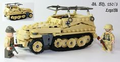 Legos - a gallery on Flickr Lego Ww2, Lego Army, Lego Builder, Lego Craft, Cool Lego Creations, Lego Design, Military Diorama, Lego Projects, Panzer