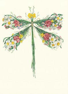 Dragonfly - Card