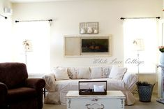 Most Viewed Home Tour - White Lace Cottage