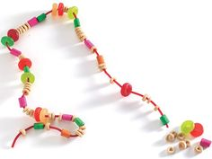 Cheerios necklace