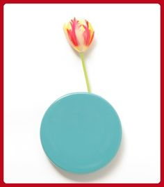 Chive Wall Dot Teal Vase - Improve your home (*Amazon Partner-Link)