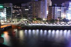 Night River   夜の川を見ると いつも思い出す  嫌な思い出を  photo