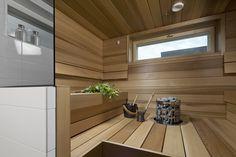 A relaxing sauna. Honka Harmonia.