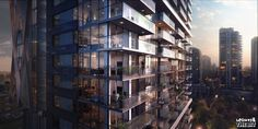 1111 Richards Street, Canada, GBL Architects, 2015   par Beauty And The Bit