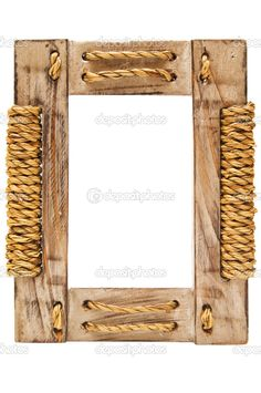 Mirrored Picture Frames, Rustic Picture Frames, Rustic Frames, Picture On Wood, Wooden Frames, Wooden Projects, Diy Furniture Projects, Wood Crafts, Wood Phone Holder