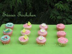Süsses Tischchen von Cakes, Cookies and more