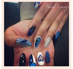 Stiletto nails - Nail Art - Nail Trend