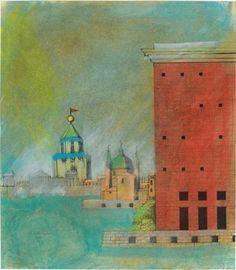 1000 images about aldo rossi on pinterest modena italy for Aldo rossi il teatro del mondo