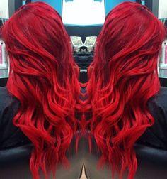 Intense Red