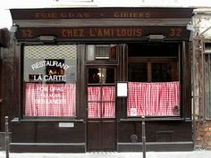 Restaurante Chez L'Ami Louis-Le Marais