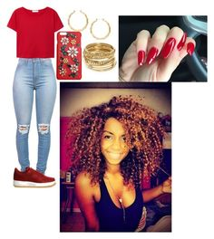 """""""Untitled #400"""" by queen-ayanna on Polyvore featuring NIKE, MANGO, Dolce&Gabbana and ABS by Allen Schwartz"""