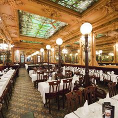 """Julien La salle, 3.5 miles from hotel, """"animated atmosphere, generous dishes, traditional brasserie with old-fashioned suited waiters, and old mirrors are everywhere."""""""