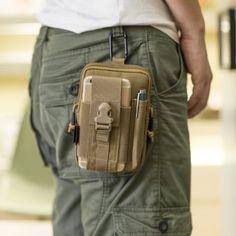 Reebow Geer Herren Taktische Miltaer EDC Molle Tasche 1000D Cordura (Schwarz): Amazon.de: Sport & Freizeit