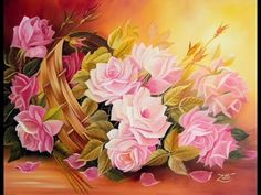 Silvio Zatti: Como Pintar Rosas - YouTube