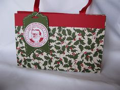 Stampin mit Scraproomboom  - Stampin' Up! - Nostalgische Weihnachten